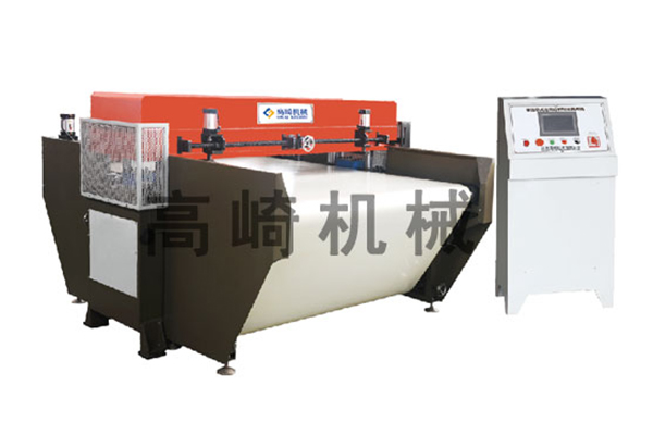 XCLL3-600 Conveyor Belt Continuous Feeding Precision Cutting Machine