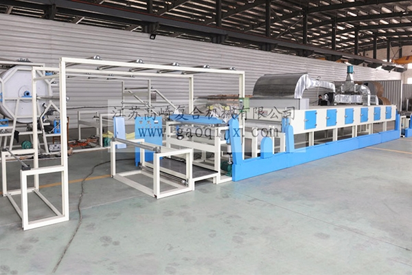 Sandpaper compound machine