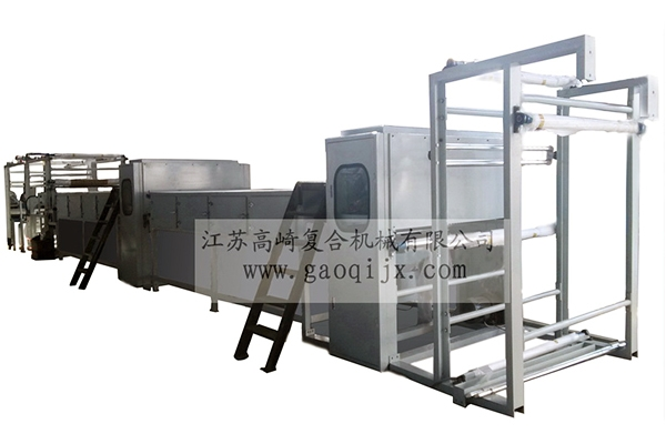 Activated carbon powder compounding machine (double-group dusting)