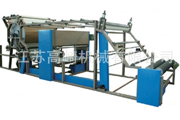 Compound machine for glue  powder