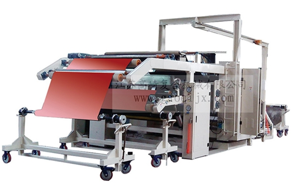 PUR moisture reactive hot melt adhesive laminating machine