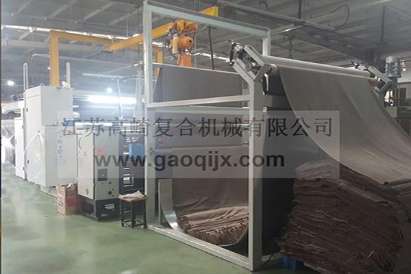 Sand release composite machine