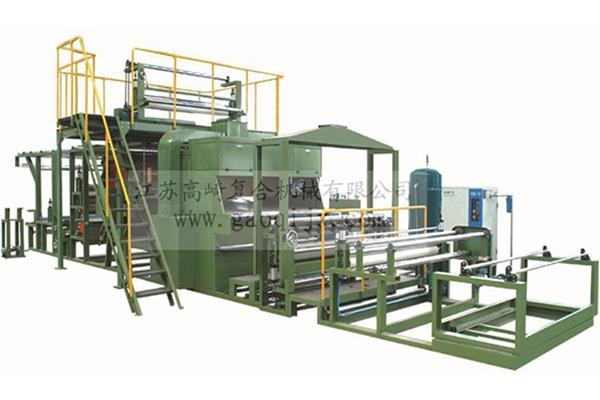 Dual-purpose compound machine for spraying glue  glue