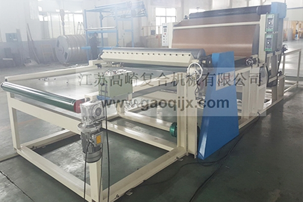 Sheet compound machine